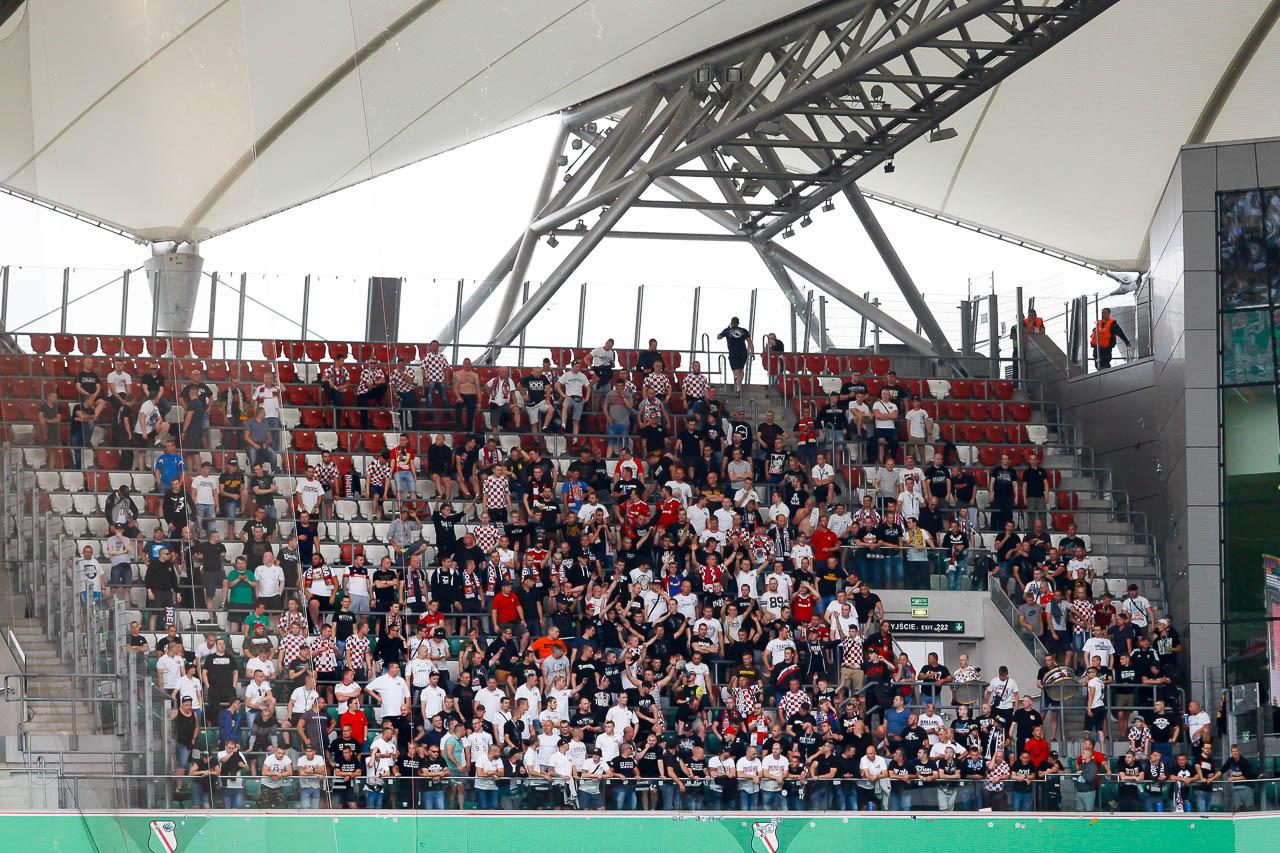 Legia Warszawa 2-0 Górnik Zabrze - fot. Piotr Galas (zdjęcie 43 z 83)