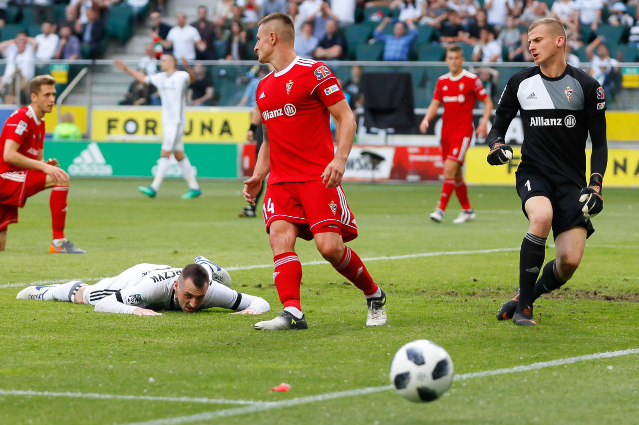 Legia Warszawa 2-0 Górnik Zabrze - fot. Piotr Galas (zdjęcie 47 z 83)