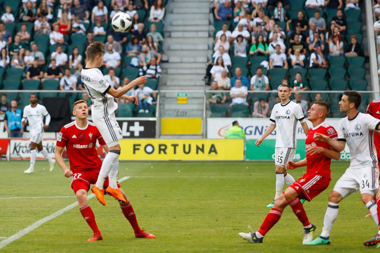 Legia Warszawa 2-0 Górnik Zabrze - fot. Piotr Galas (zdjęcie 51 z 83)