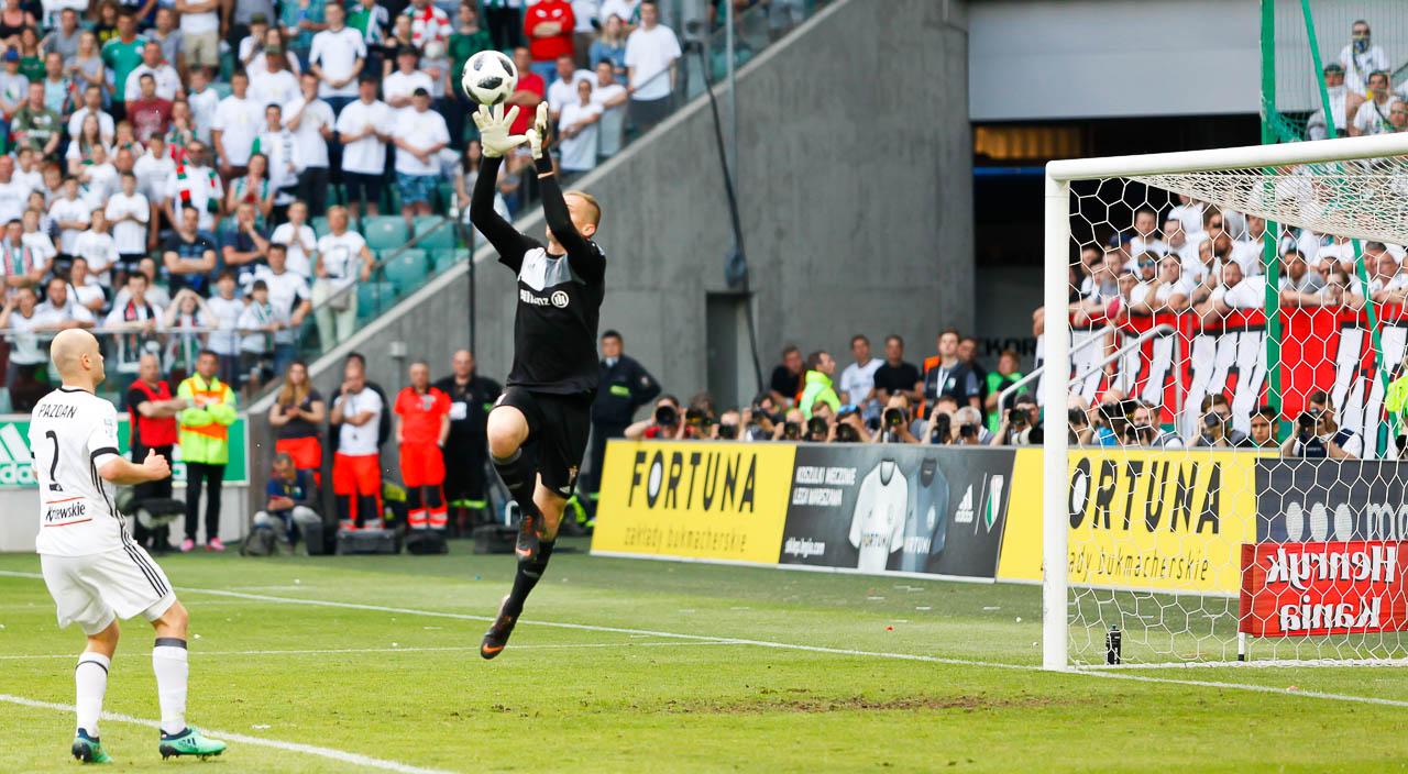Legia Warszawa 2-0 Górnik Zabrze - fot. Piotr Galas (zdjęcie 52 z 83)