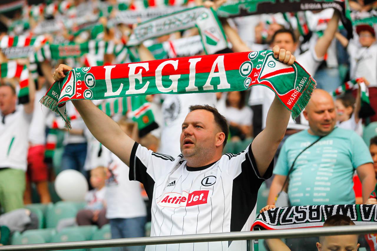 Legia Warszawa 2-0 Górnik Zabrze - fot. Piotr Galas (zdjęcie 59 z 83)