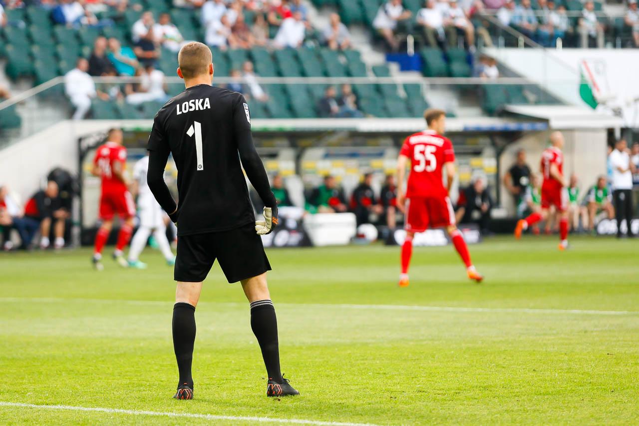 Legia Warszawa 2-0 Górnik Zabrze - fot. Piotr Galas (zdjęcie 61 z 83)