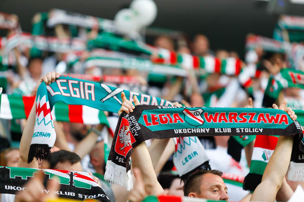 Legia Warszawa 2-0 Górnik Zabrze - fot. Piotr Galas (zdjęcie 74 z 83)