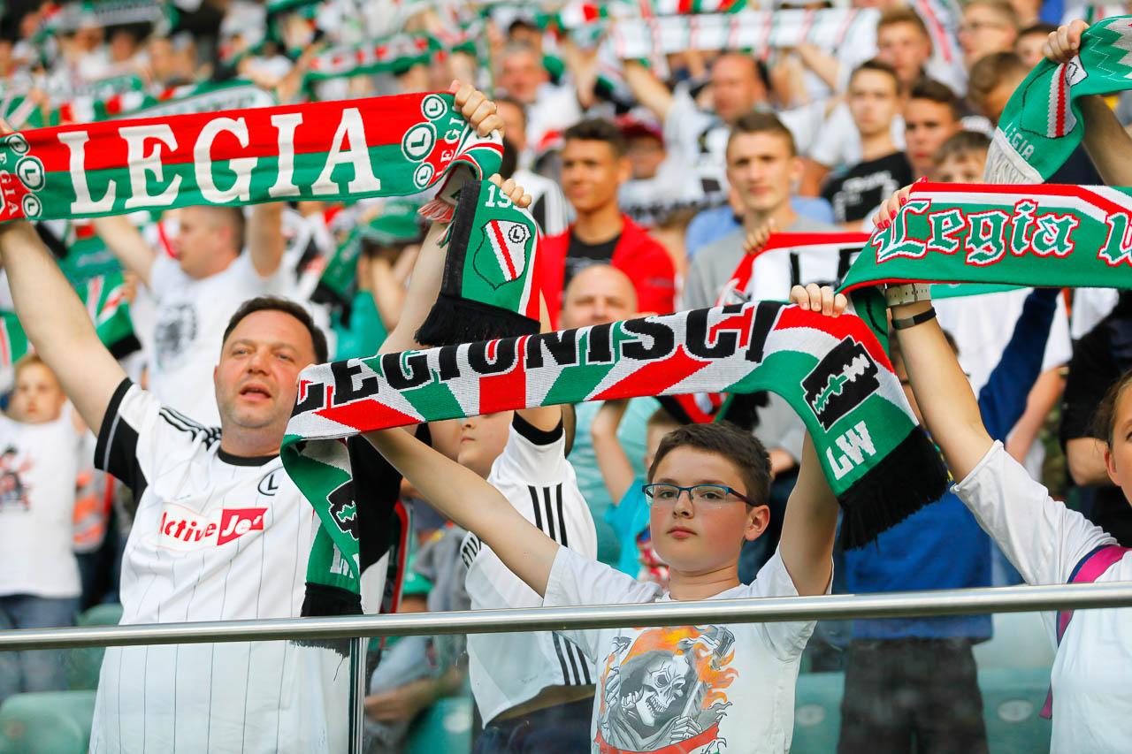 Legia Warszawa 2-0 Górnik Zabrze - fot. Piotr Galas (zdjęcie 75 z 83)