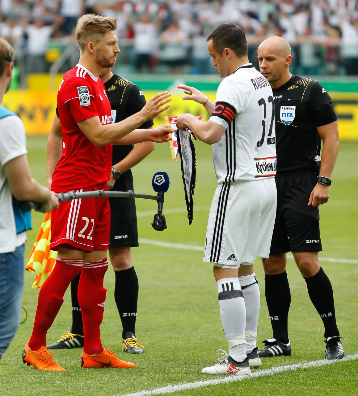 Legia Warszawa 2-0 Górnik Zabrze - fot. Piotr Galas (zdjęcie 8 z 83)