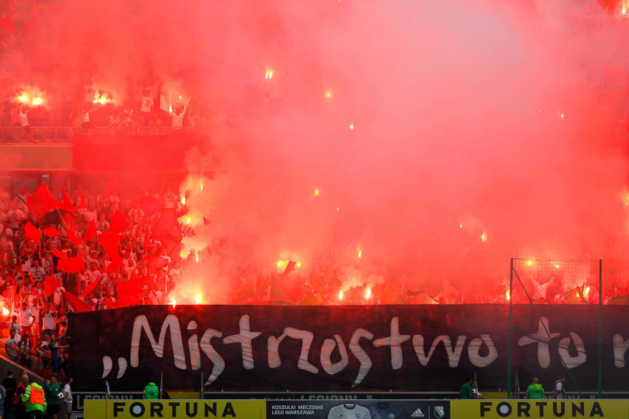 Legia Warszawa 2-0 Górnik Zabrze - fot. Piotr Galas (zdjęcie 9 z 83)