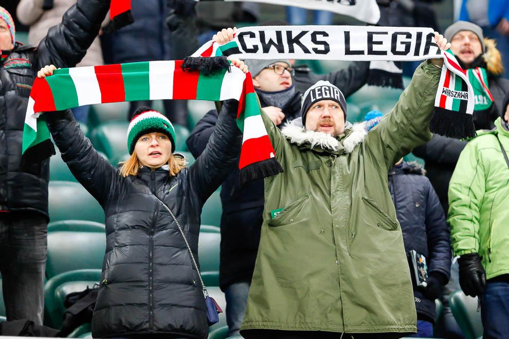 Legia Warszawa 0-2 Jagiellonia Białystok - fot. Piotr Galas (zdjęcie 10 z 72)