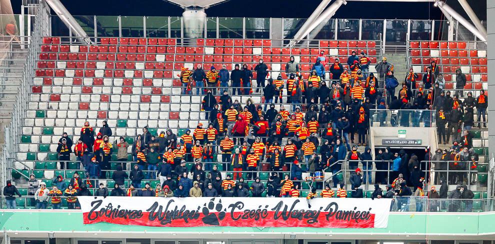 Legia Warszawa 0-2 Jagiellonia Białystok - fot. Piotr Galas (zdjęcie 12 z 72)
