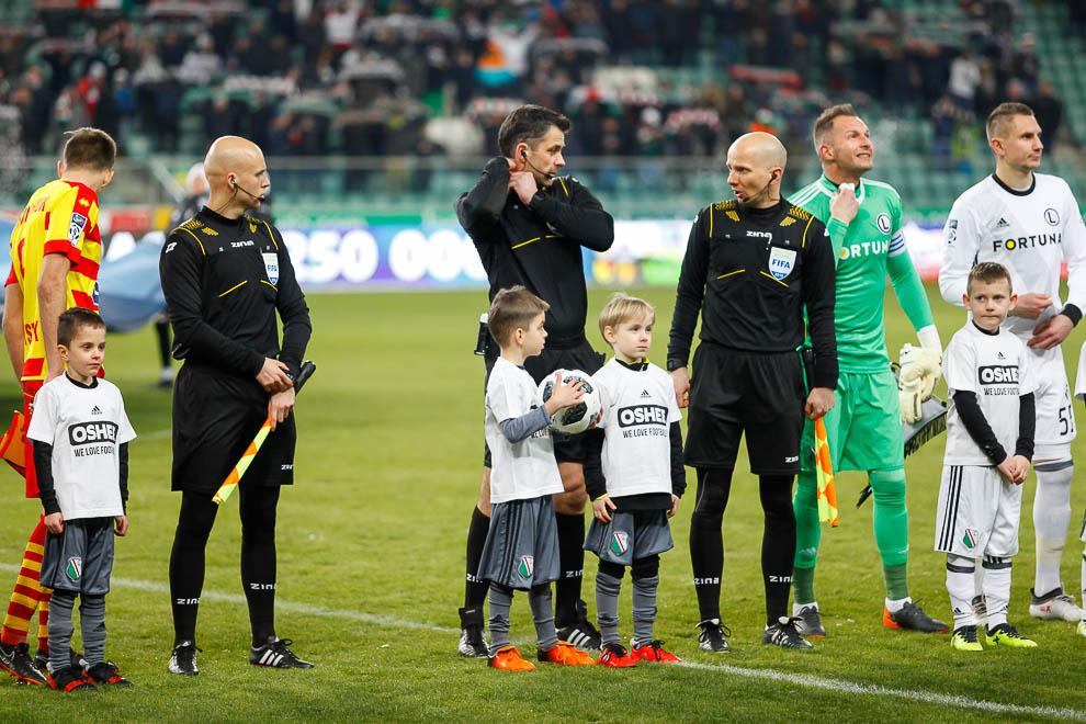 Legia Warszawa 0-2 Jagiellonia Białystok - fot. Piotr Galas (zdjęcie 13 z 72)