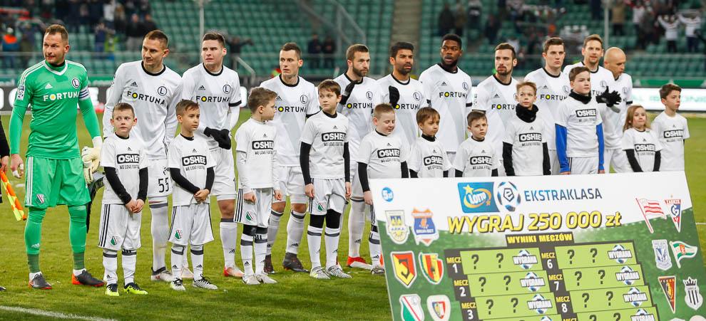 Legia Warszawa 0-2 Jagiellonia Białystok - fot. Piotr Galas (zdjęcie 15 z 72)