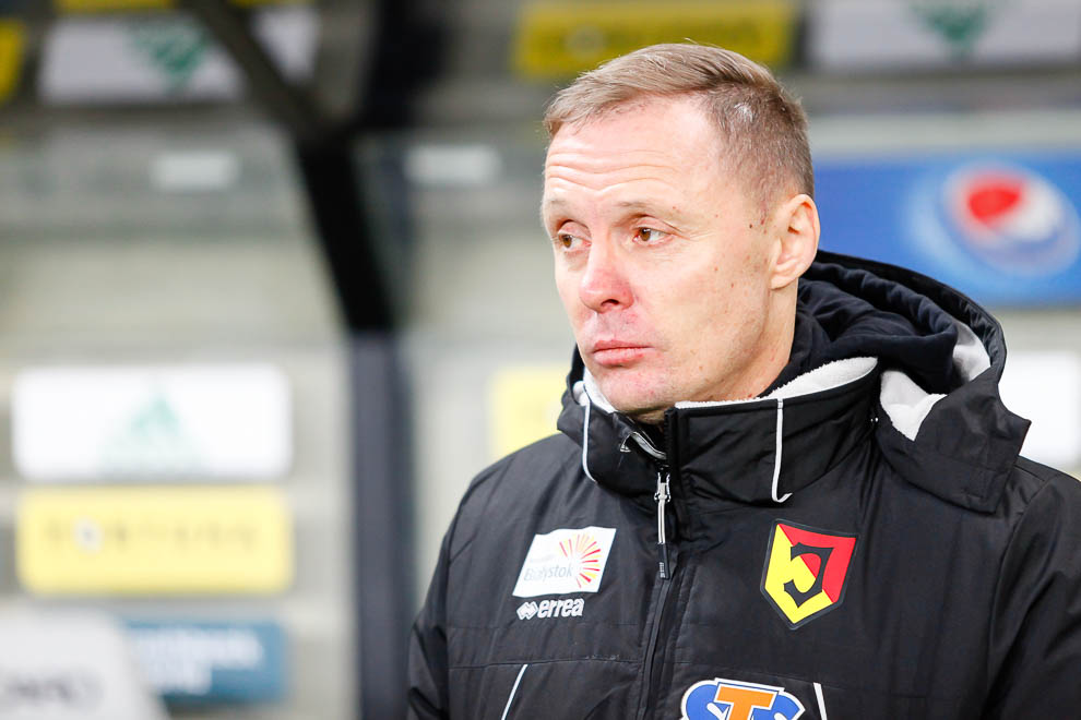 Legia Warszawa 0-2 Jagiellonia Białystok - fot. Piotr Galas (zdjęcie 16 z 72)