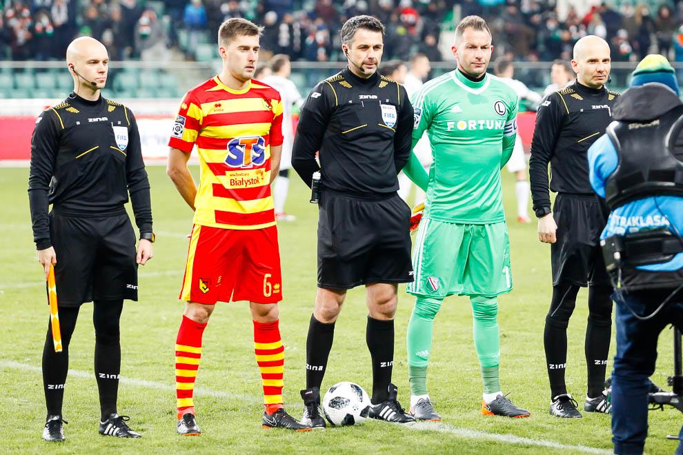 Legia Warszawa 0-2 Jagiellonia Białystok - fot. Piotr Galas (zdjęcie 17 z 72)