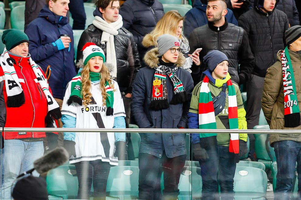 Legia Warszawa 0-2 Jagiellonia Białystok - fot. Piotr Galas (zdjęcie 19 z 72)