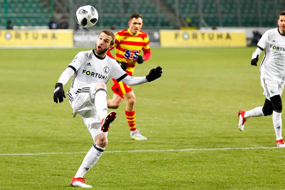 Legia Warszawa 0-2 Jagiellonia Białystok - fot. Piotr Galas (zdjęcie 20 z 72)