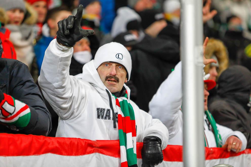 Legia Warszawa 0-2 Jagiellonia Białystok - fot. Piotr Galas (zdjęcie 22 z 72)