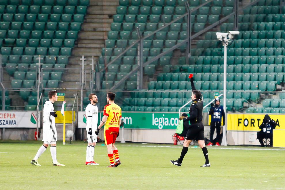 Legia Warszawa 0-2 Jagiellonia Białystok - fot. Piotr Galas (zdjęcie 23 z 72)