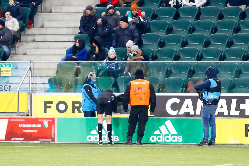 Legia Warszawa 0-2 Jagiellonia Białystok - fot. Piotr Galas (zdjęcie 24 z 72)