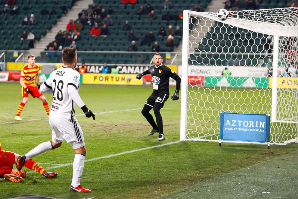 Legia Warszawa 0-2 Jagiellonia Białystok - fot. Piotr Galas (zdjęcie 44 z 72)