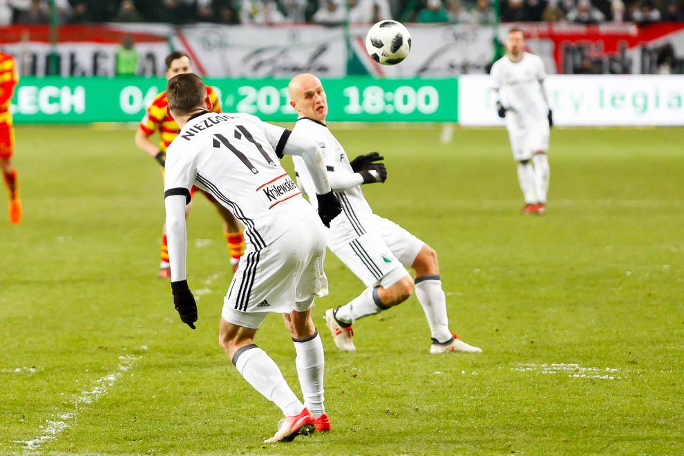 Legia Warszawa 0-2 Jagiellonia Białystok - fot. Piotr Galas (zdjęcie 49 z 72)