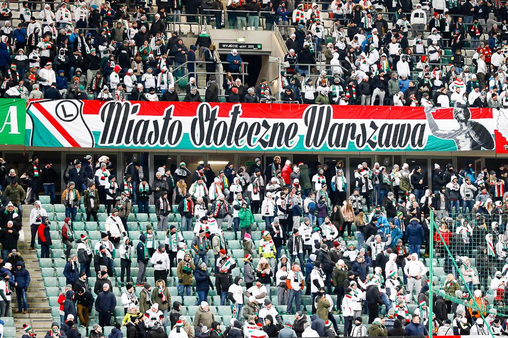 Legia Warszawa 0-2 Jagiellonia Białystok - fot. Piotr Galas (zdjęcie 5 z 72)