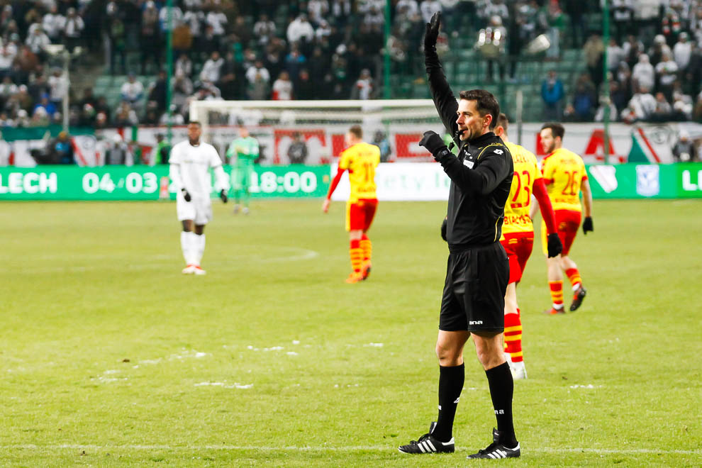 Legia Warszawa 0-2 Jagiellonia Białystok - fot. Piotr Galas (zdjęcie 51 z 72)
