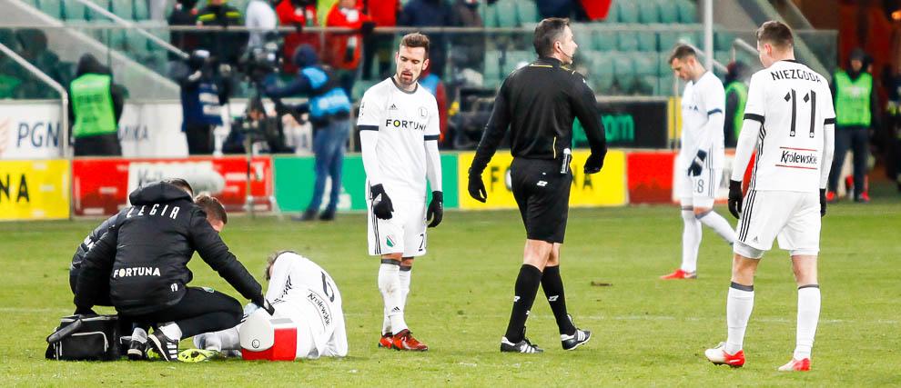 Legia Warszawa 0-2 Jagiellonia Białystok - fot. Piotr Galas (zdjęcie 52 z 72)