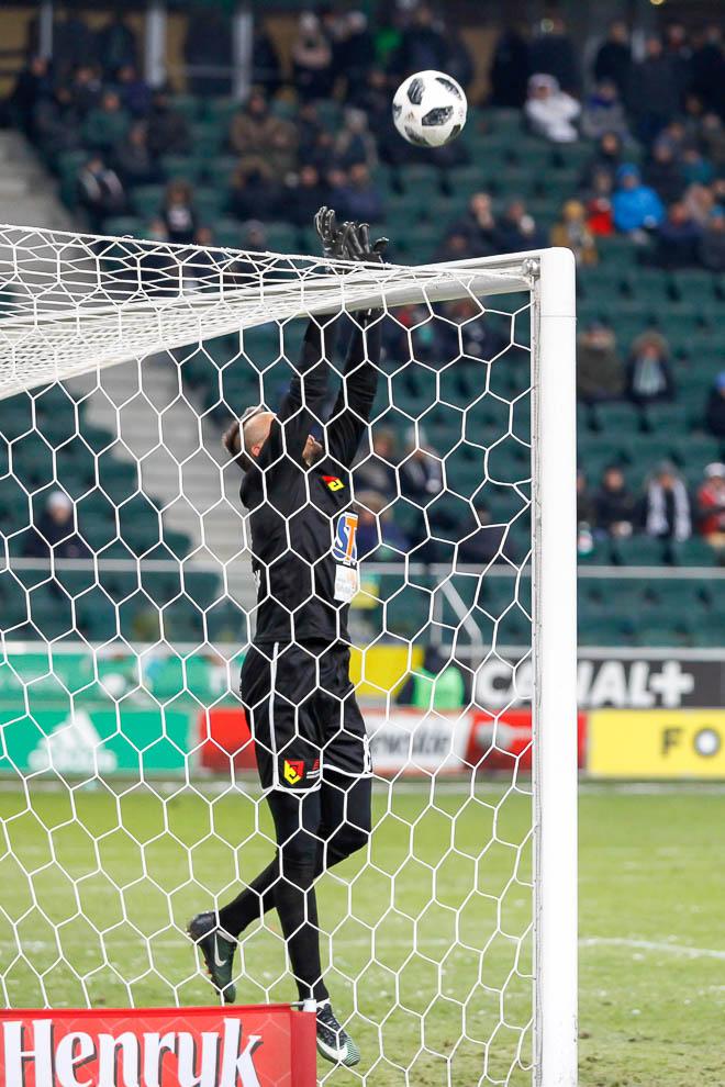 Legia Warszawa 0-2 Jagiellonia Białystok - fot. Piotr Galas (zdjęcie 56 z 72)