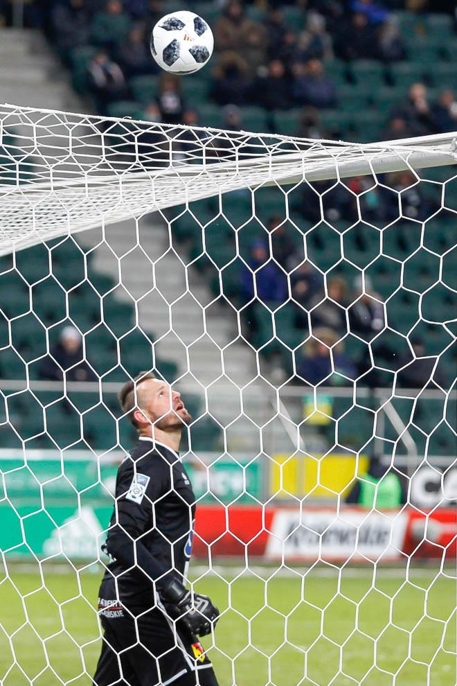 Legia Warszawa 0-2 Jagiellonia Białystok - fot. Piotr Galas (zdjęcie 57 z 72)