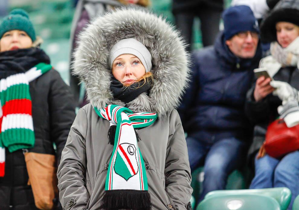 Legia Warszawa 0-2 Jagiellonia Białystok - fot. Piotr Galas (zdjęcie 62 z 72)