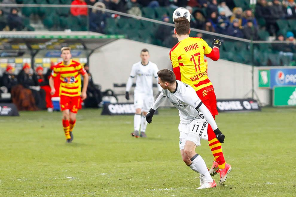 Legia Warszawa 0-2 Jagiellonia Białystok - fot. Piotr Galas (zdjęcie 67 z 72)
