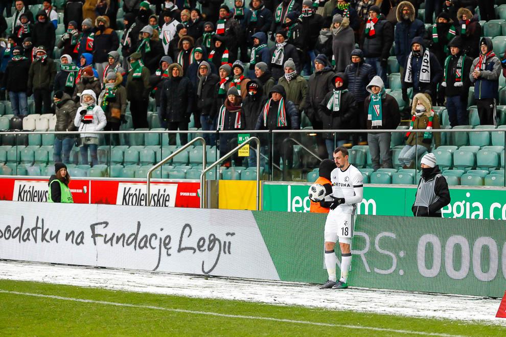 Legia Warszawa 0-2 Jagiellonia Białystok - fot. Piotr Galas (zdjęcie 68 z 72)