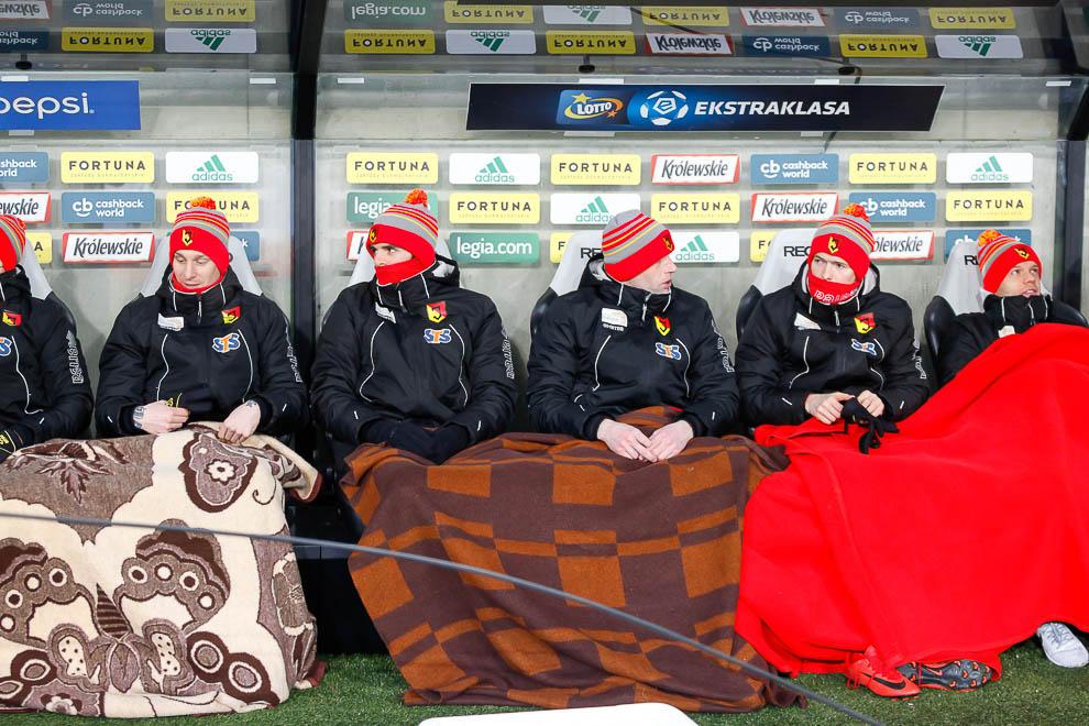 Legia Warszawa 0-2 Jagiellonia Białystok - fot. Piotr Galas (zdjęcie 8 z 72)