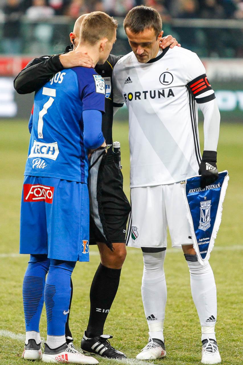 Legia Warszawa 2-1 Lech Poznań - fot. Piotr Galas (zdjęcie 10 z 94)