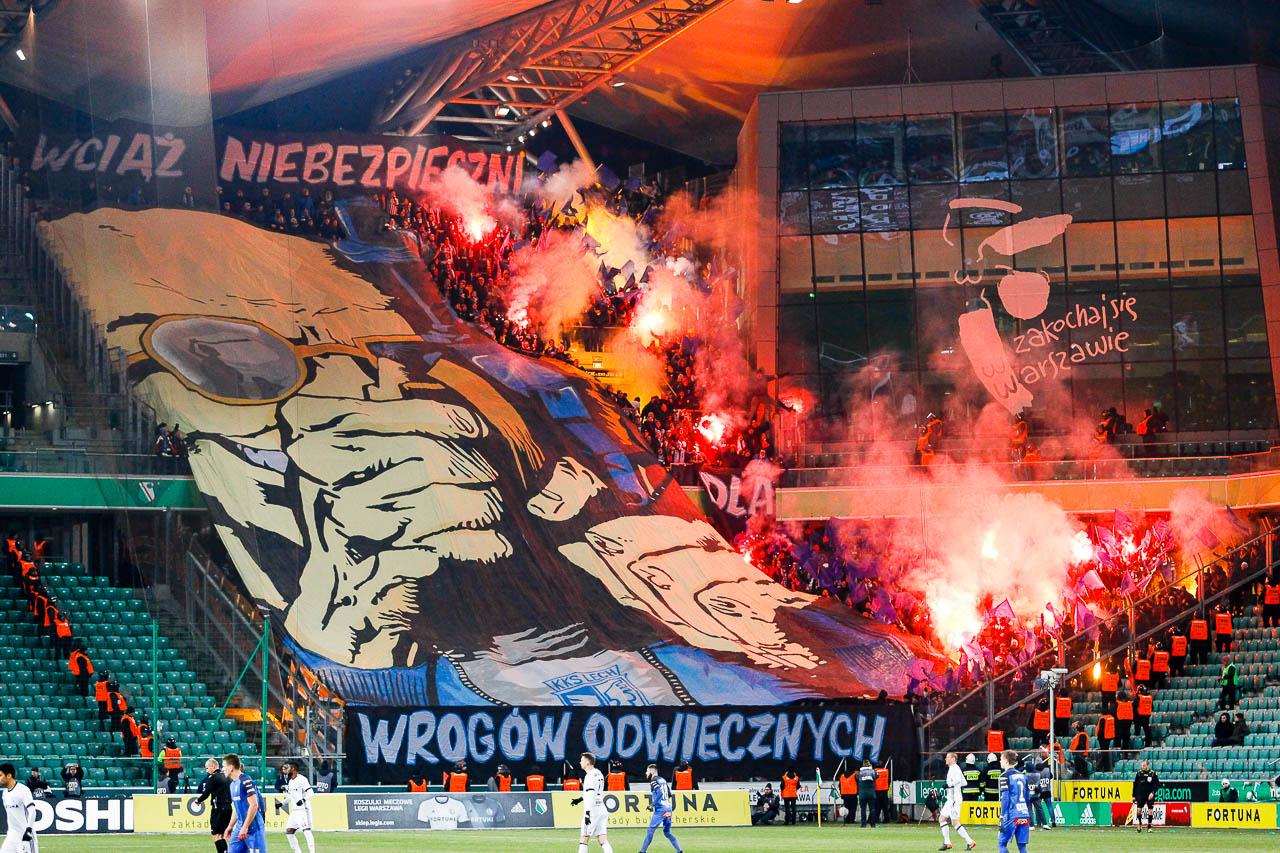 Legia Warszawa 2-1 Lech Poznań - fot. Piotr Galas (zdjęcie 11 z 94)