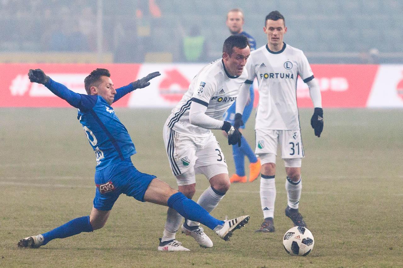 Legia Warszawa 2-1 Lech Poznań - fot. Piotr Galas (zdjęcie 15 z 94)