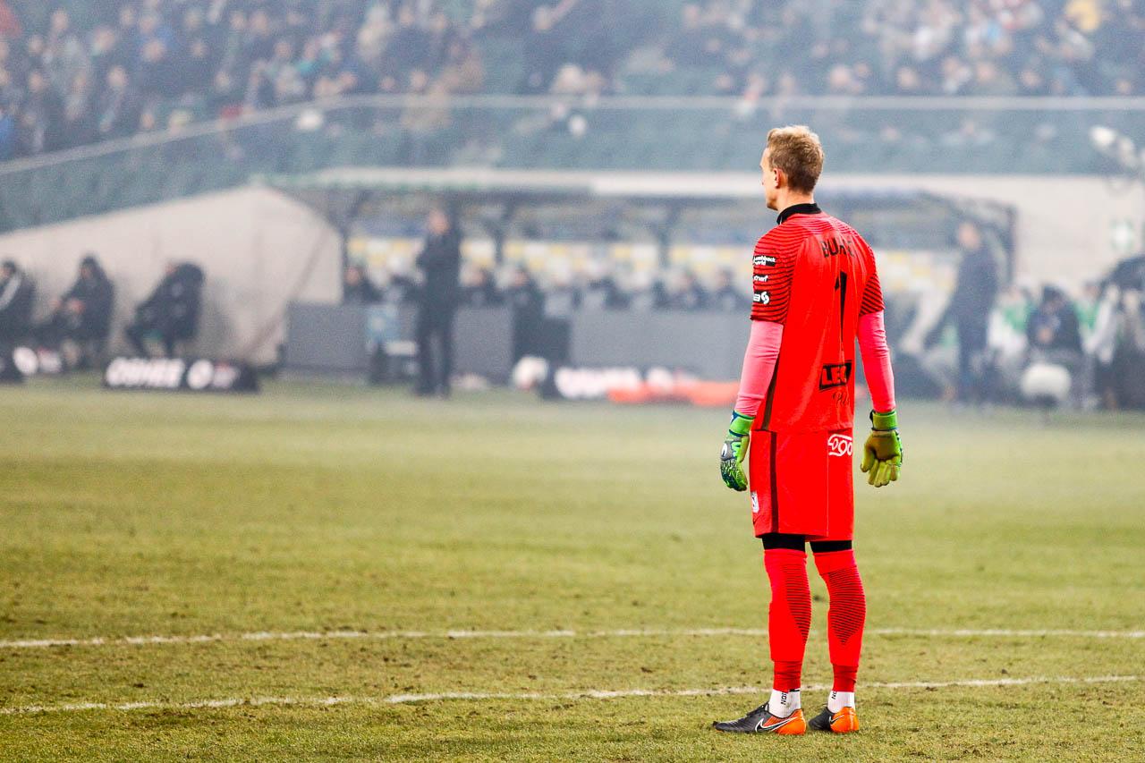 Legia Warszawa 2-1 Lech Poznań - fot. Piotr Galas (zdjęcie 16 z 94)