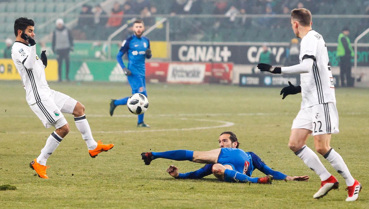 Legia Warszawa 2-1 Lech Poznań - fot. Piotr Galas (zdjęcie 17 z 94)
