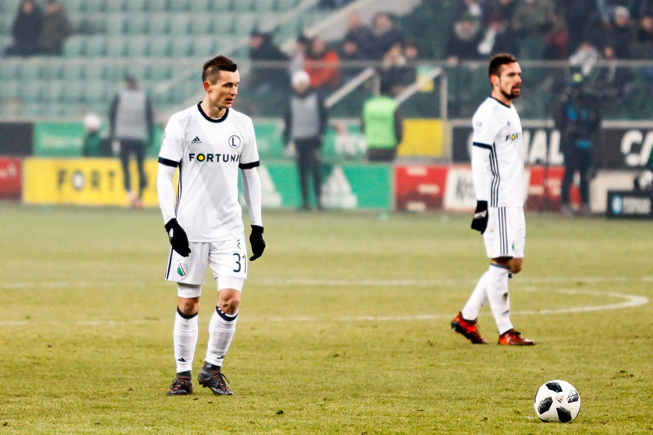 Legia Warszawa 2-1 Lech Poznań - fot. Piotr Galas (zdjęcie 19 z 94)