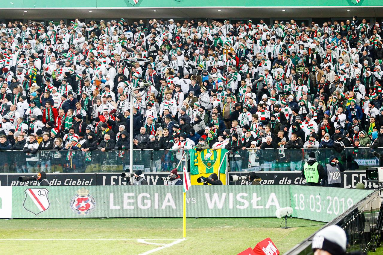 Legia Warszawa 2-1 Lech Poznań - fot. Piotr Galas (zdjęcie 20 z 94)
