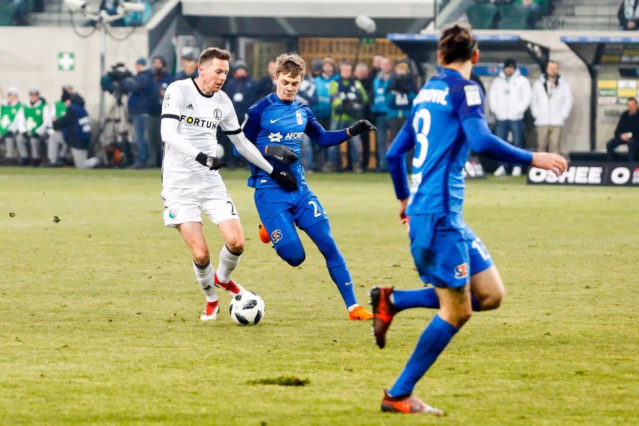Legia Warszawa 2-1 Lech Poznań - fot. Piotr Galas (zdjęcie 22 z 94)