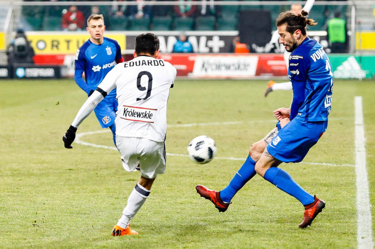 Legia Warszawa 2-1 Lech Poznań - fot. Piotr Galas (zdjęcie 23 z 94)