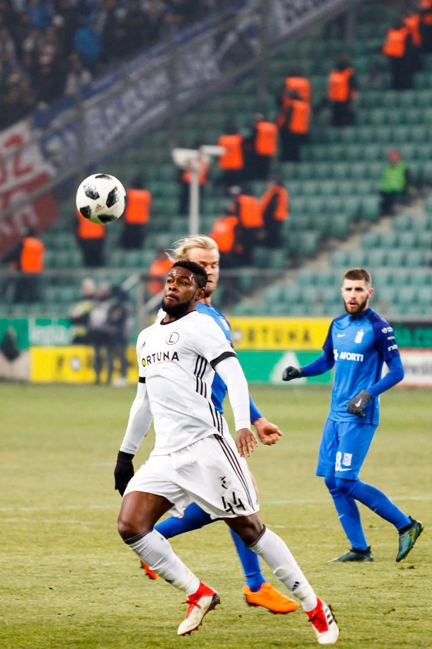 Legia Warszawa 2-1 Lech Poznań - fot. Piotr Galas (zdjęcie 24 z 94)