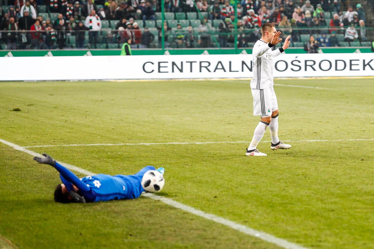 Legia Warszawa 2-1 Lech Poznań - fot. Piotr Galas (zdjęcie 25 z 94)