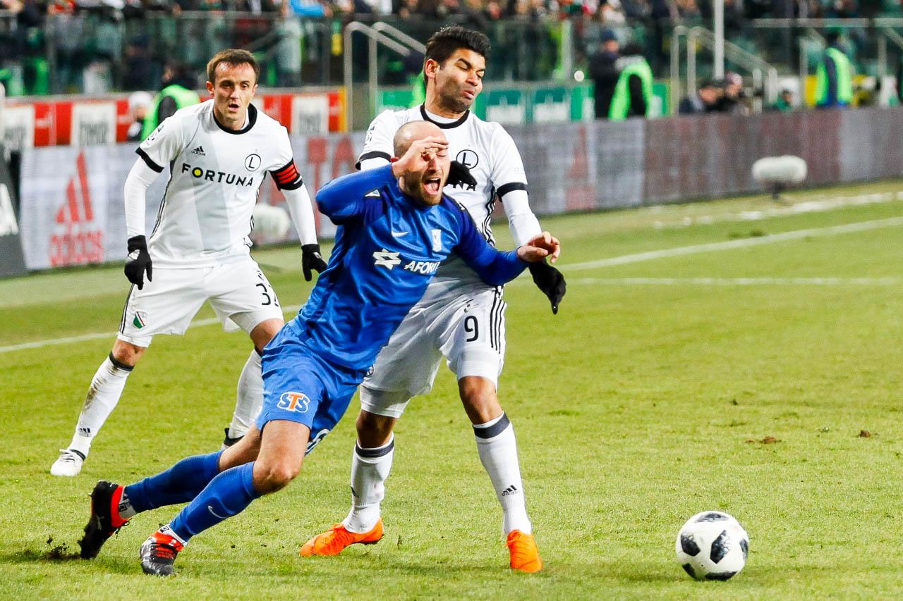 Legia Warszawa 2-1 Lech Poznań - fot. Piotr Galas (zdjęcie 29 z 94)