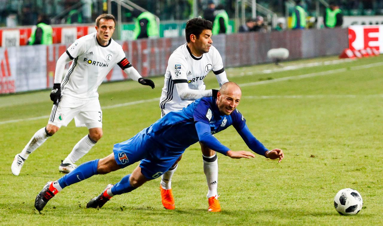 Legia Warszawa 2-1 Lech Poznań - fot. Piotr Galas (zdjęcie 30 z 94)