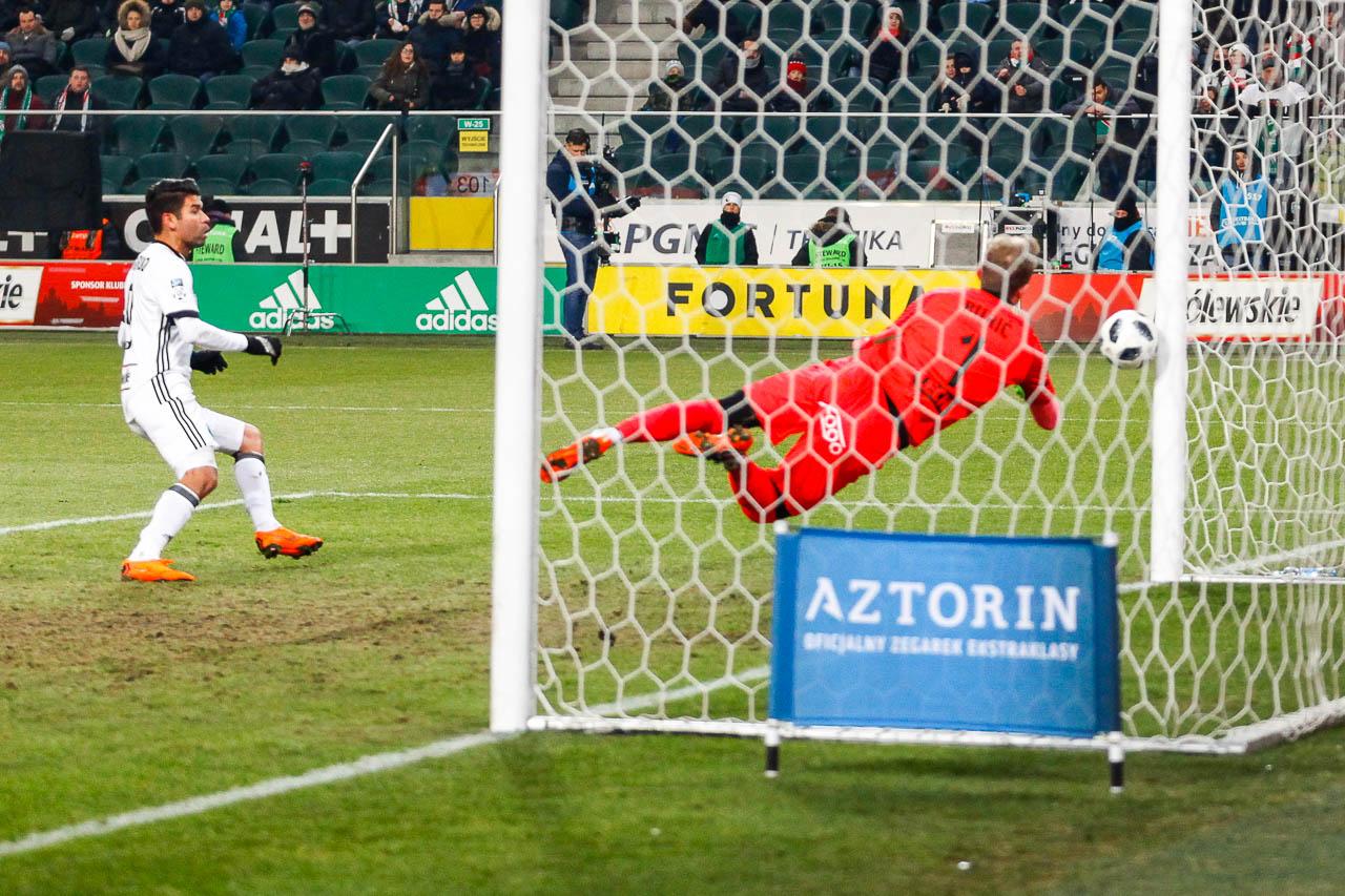 Legia Warszawa 2-1 Lech Poznań - fot. Piotr Galas (zdjęcie 31 z 94)