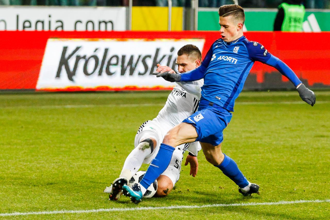 Legia Warszawa 2-1 Lech Poznań - fot. Piotr Galas (zdjęcie 33 z 94)