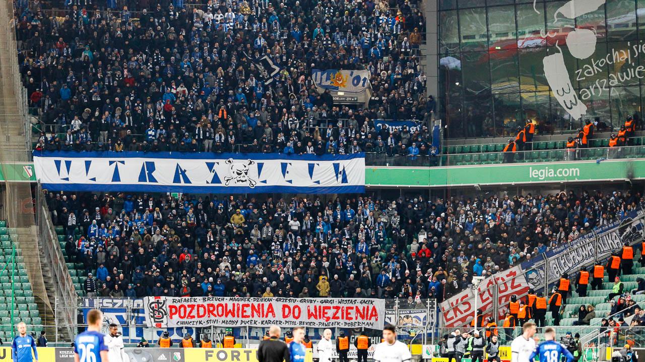 Legia Warszawa 2-1 Lech Poznań - fot. Piotr Galas (zdjęcie 37 z 94)
