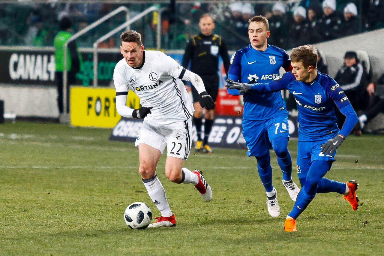 Legia Warszawa 2-1 Lech Poznań - fot. Piotr Galas (zdjęcie 38 z 94)