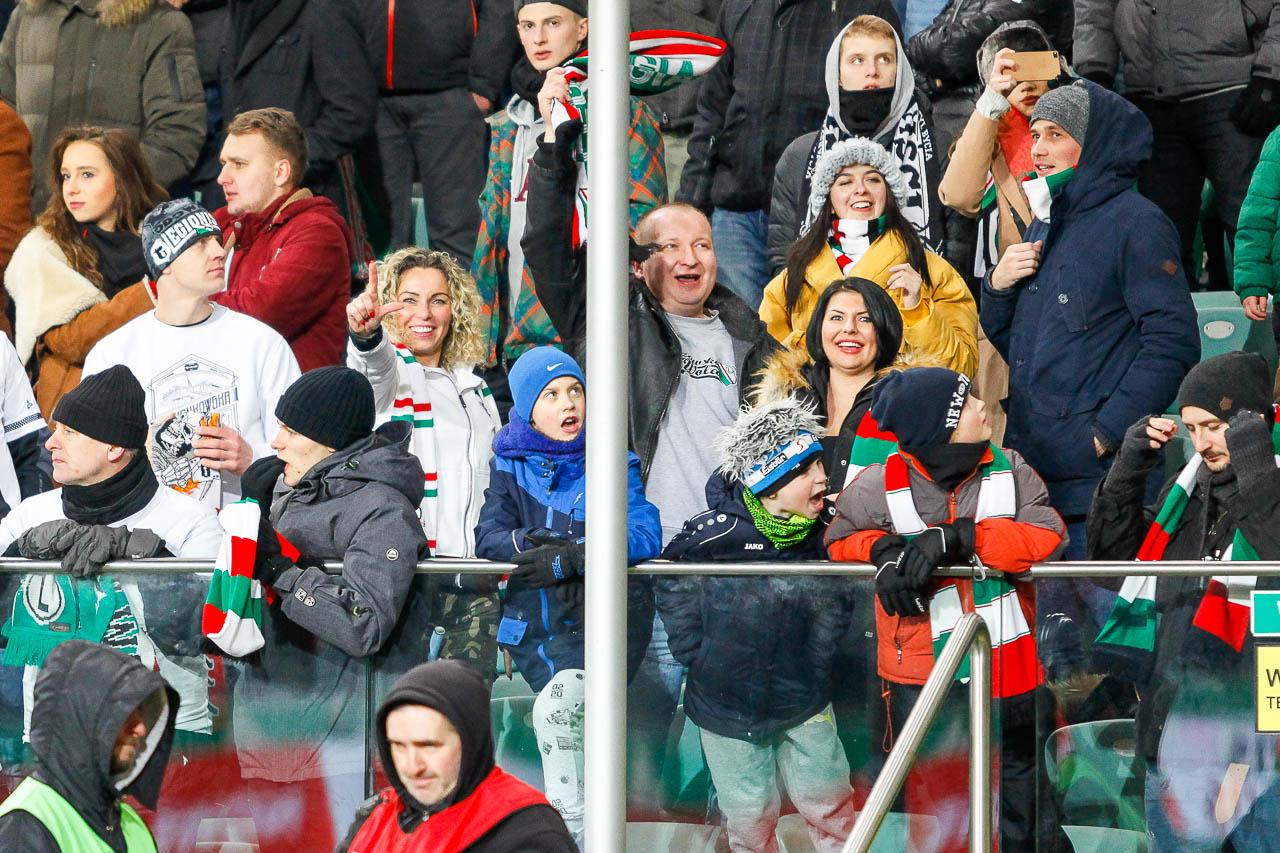 Legia Warszawa 2-1 Lech Poznań - fot. Piotr Galas (zdjęcie 39 z 94)